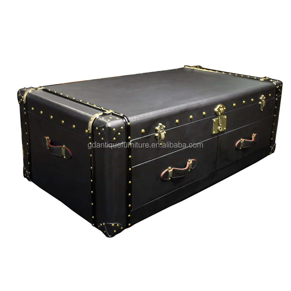 trunk coffee table, trunk coffee table suppliers and manufacturers