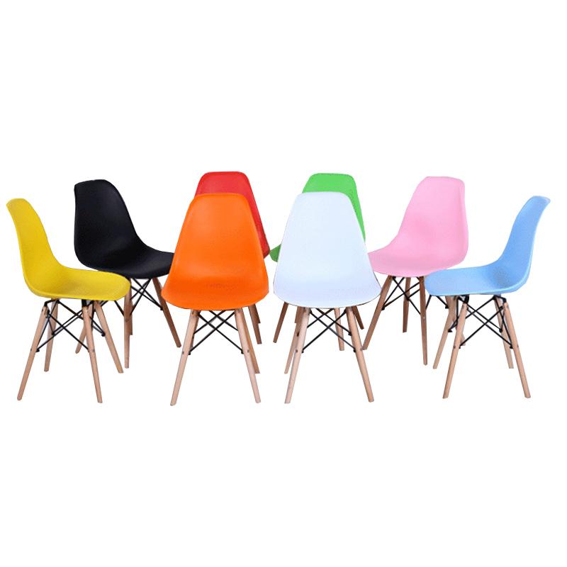 83c0a514 Diseño italiano pp asiento pierna de madera sillas de plástico al aire  libre barato sillas de