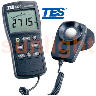 TES-1335 Digital Light Meter