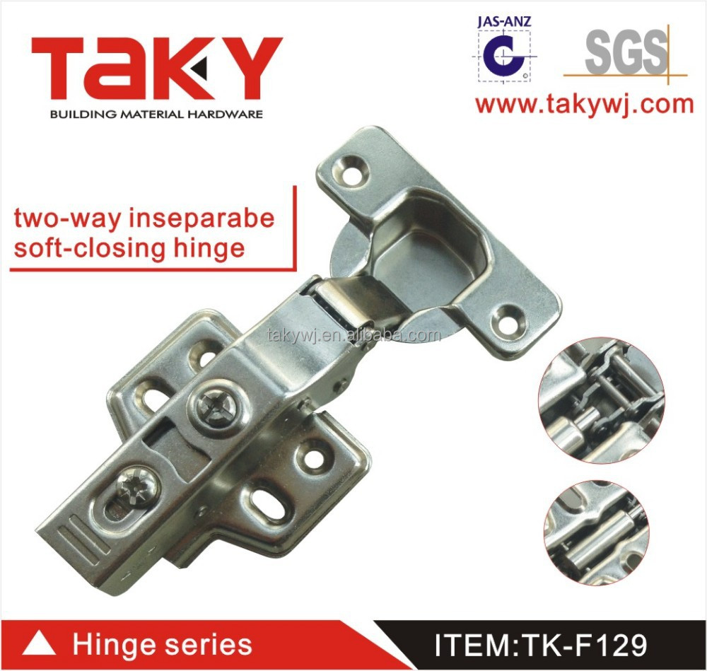 Taky New Desige Double Soft Close Pneumatic Hinges