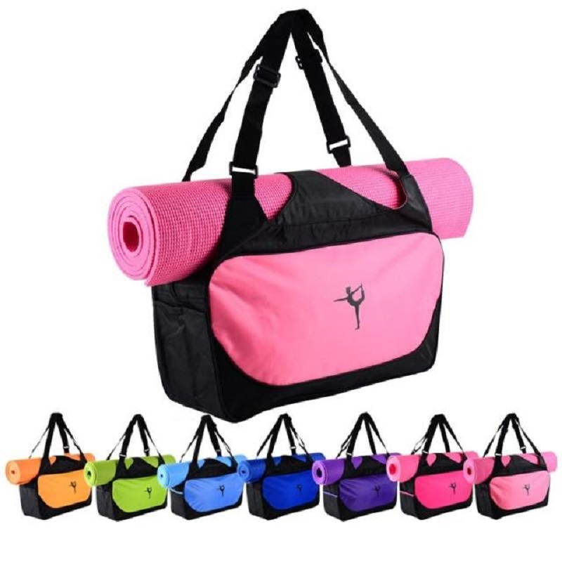 Multifunctional Yoga Bag Gym Mat Bag Yoga Backpack