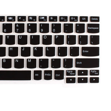 10 Pcs Wholesale Laptop Keyboard Protector Film Black Clear for Lenovo S206/YOGA 11