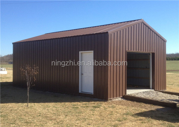 Low cost industrial shedfactory shed design with garage for Low cost garage