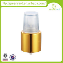 Professional liquid soap dispenser pumps,plastic cosmetic lotion pump/spray,treatment cream pump with CE certificate