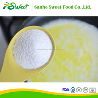 Erythritol sweetener with good tastes as sugar substitute