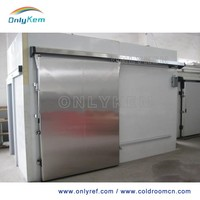refrigeration modular cold rooms for apricot and areca nut
