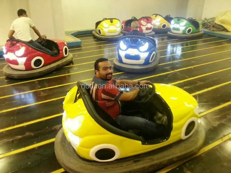 Battery Operated Bumper Cars With Floor Or Ceiling Bumper Car Parts
