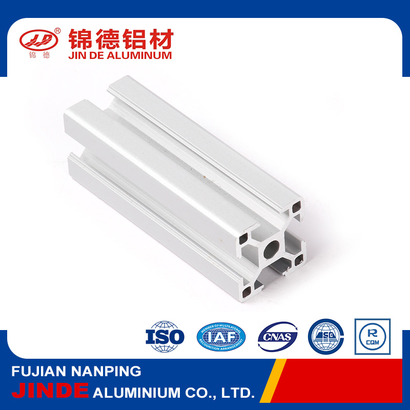 China Supplier Aluminum T-slot Extrusion with Advanced Technology