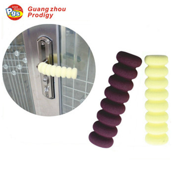 Foam material safety anti-static door handle cover