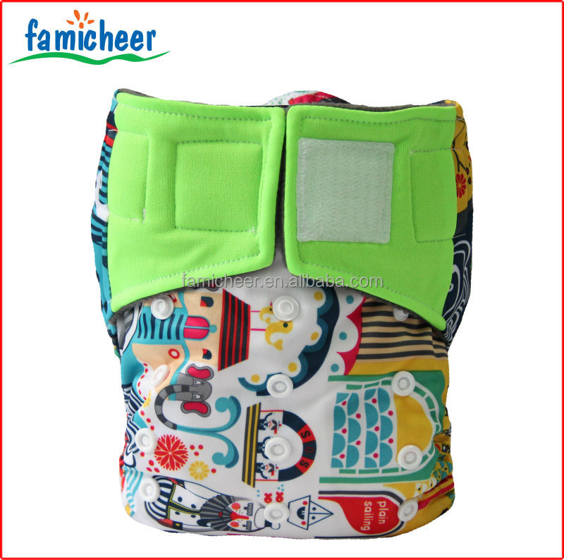 Famicheer Over Night Washable Hook And Loop Charcoal