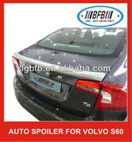 Car Abs Plastic Rear Spoiler For Volvo S60 - Buy Car Spoiler,Rear ...