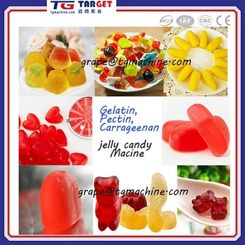 Advanced Technical Gummy Candy Jelly Candy Making Machine Suitable For  Gelatin Pectin Carrageenan Colloid - Buy Pectin Colloid Jelly Gummy Candy