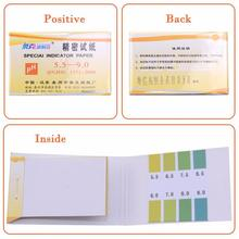 factory price high quality PH Indicator PH 5.5-9.0 Test Indicator Paper Litmus Strips