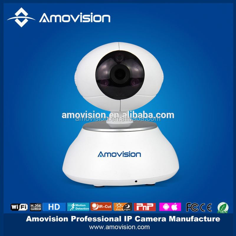 QF518 detection sensors ip camera car number plate recognition camera cmos ip camera two way audio