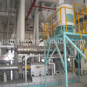 complete poultry feed mill plant
