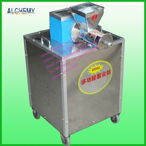 low price Macaroni spaghetti pasta making machines maker