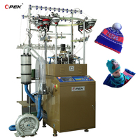 Similar To Socking Knitted cap and scarf making machine manufacturer