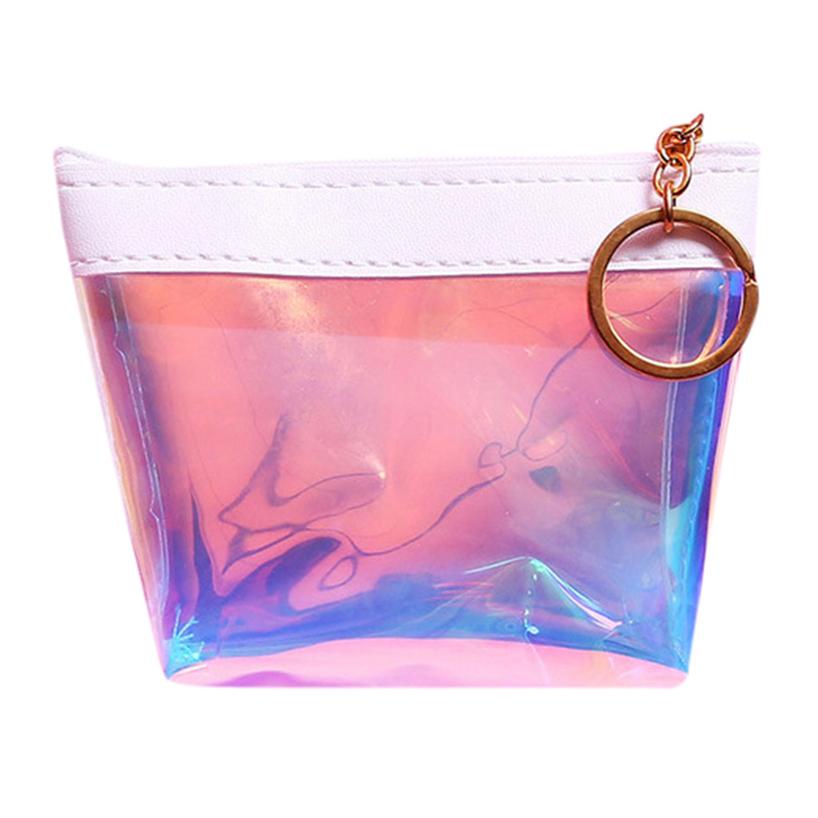 Aelicy, прозрачный Кошелек для монет, женский маленький кошелек, женские кошельки для мелочи, мини, детские карманные кошельки, держатель для к...(Китай)