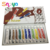 Color place changing art paint for color chart