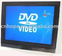 DVD 15 inch combo LCD TV