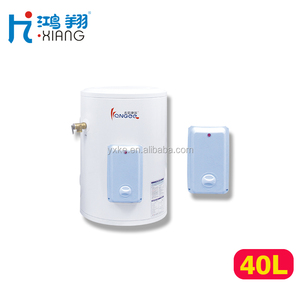 Freestanding hot water boiler price electric shower head water heater storage water heater 40 liters