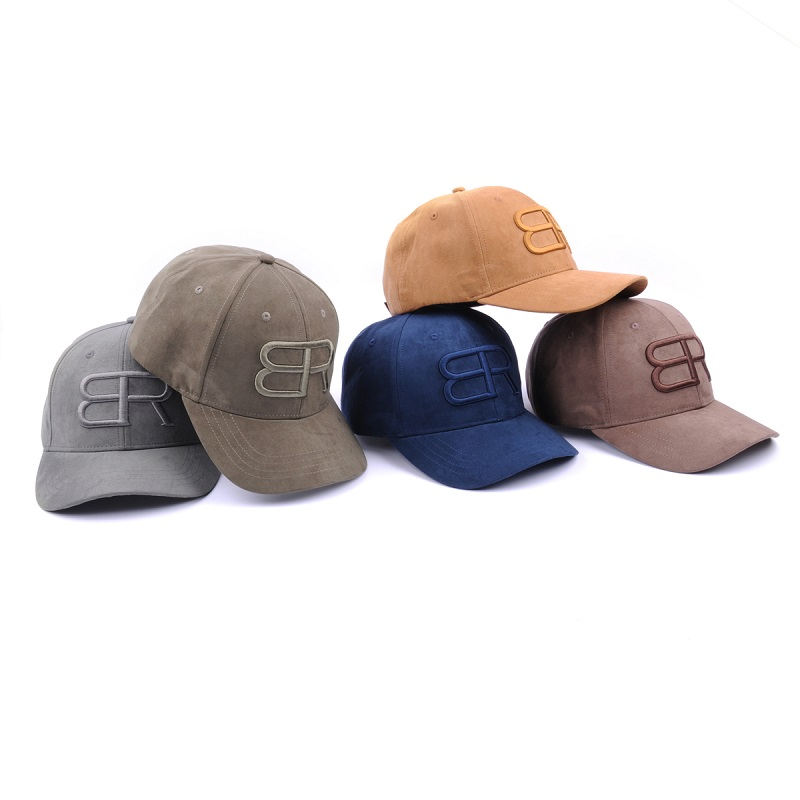 Custom fashion plain dad hat , unstructured men hats