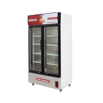 Hot Selling Refrigerator Cabinet Global Agency,Glass Door Refrigerator
