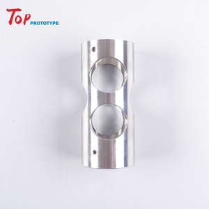 China Machining services supplier offer Aluminum Alloy Automotive parts 4 AXIS CNC Machining