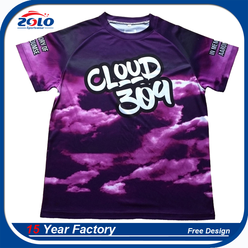 OEM 100% polyester sublimation softball uniforms women