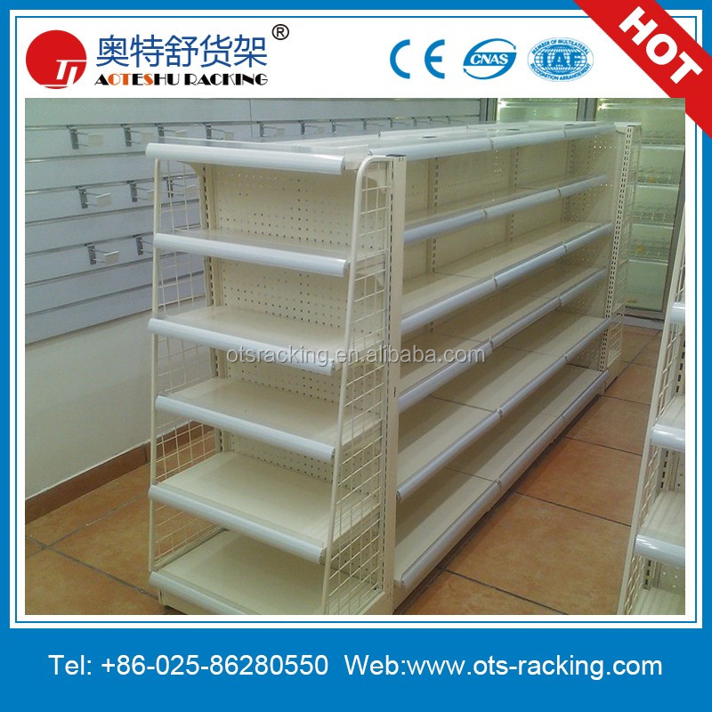 Gondola Supermarket Shelf Shop Racks Store Shelf