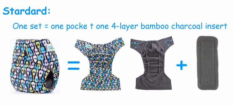 Leak Prevention Channel Diapers Ananbaby Feature Nice Bamboo ...