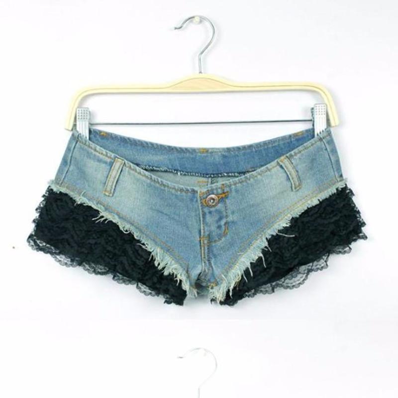 Cheap Denim Lace Shorts, find Denim Lace Shorts deals on line at ...