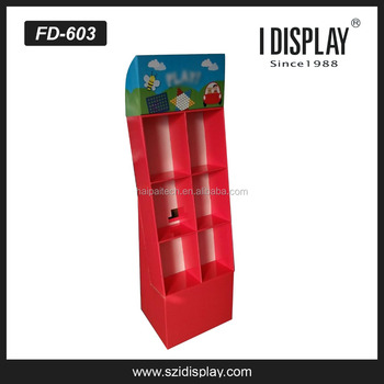 Christmas promotion cardboard display stand greeting card display christmas promotion cardboard display stand greeting card display stand m4hsunfo Gallery