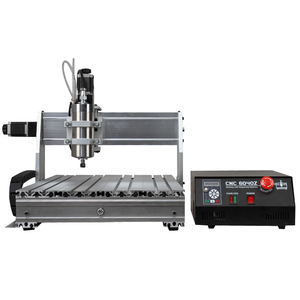 Mini CNC Machine Price List For 3 Axis 6040Z-S65J With 800W Spindle From Manufacturer