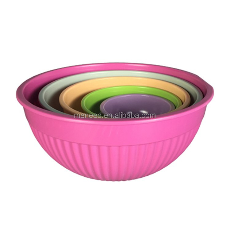 Many color you can choose large melamine soup bowl