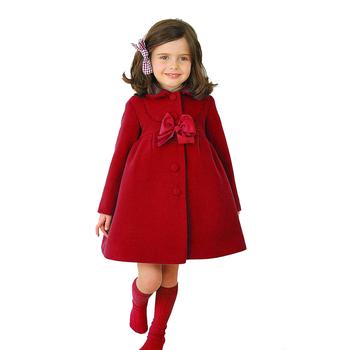 d6a40aad3 Best Seller Kids Winter Trench Coat Warm Outside Wear Baby Girl ...