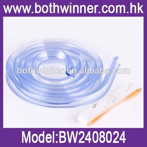 Pvc corner ,h0tgn nbr for edge corner guard baby safety for sale