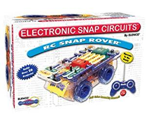 LearningLAB Snap Circuits RC Snap Rover