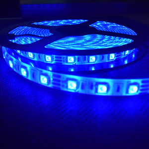 Hot sale 60d rgb 12v/24v rgb strip light kits Christmas village set led lights led strip 5050