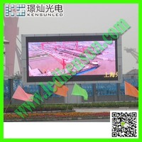 Digital 3D LED display dual color led signs display screen flexible Arc 3D LED display