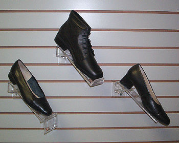 Acrylic wall shoe display buy wall shoe display product for Sneaker wall display