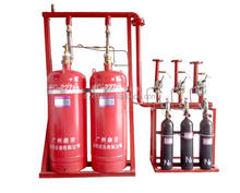 Vital Reliable Automatic FM200 Heptafluoropropane HongKong Fire Extinguisher System