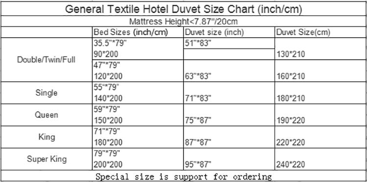 wholesale cheap dark Hot sale Luxury Star Hotel goose down bedding duvet cover set