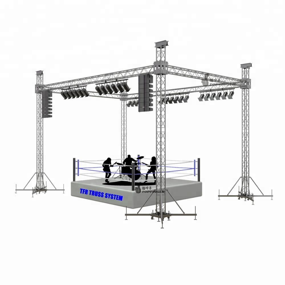 Roof Lighting Aluminium Stage Truss System For Product On Alibaba