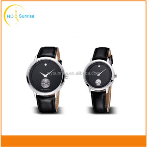 china factory waterproof stainless steel case back japan movement fashion fastrack wrist watch for men
