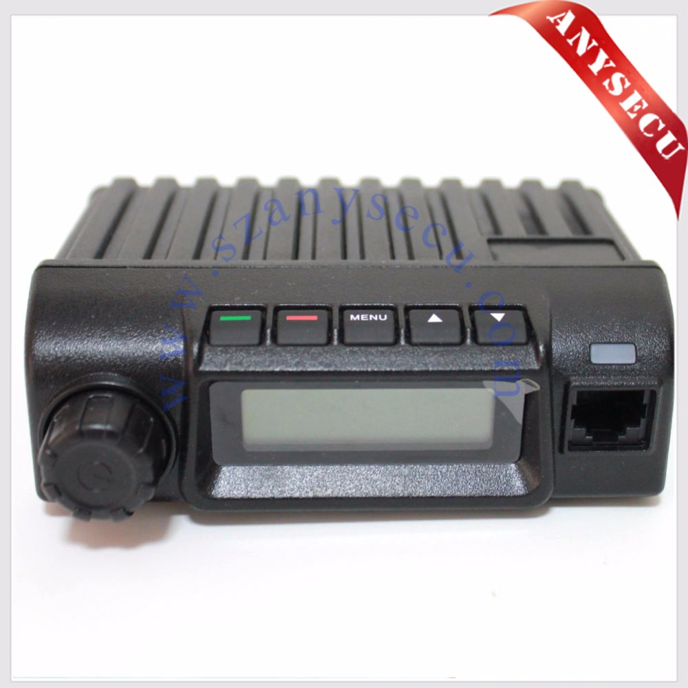 New Launch unlimited Talk Range ANYSECU 3G Car Radio 3G-W1 Vehicle Mounted Walkie Talkie WCDMA