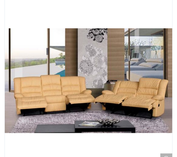 Nitaly Cheers Leather Sofa Recliner Electric Supply
