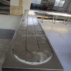 Hygienic Design Stainless Steel Sushi Conveyor/Sushi Chain Belt Conveyor