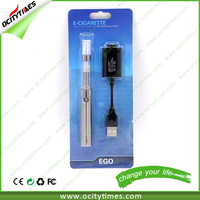 Ocitytimes E cig ce5 suppliers china vapor e cigarette with vape pen blister packaging