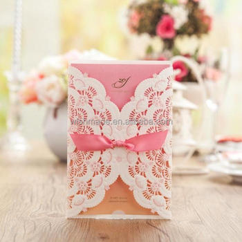 Wishmade Design Wedding Invitation Card Handmade Card Free Printing